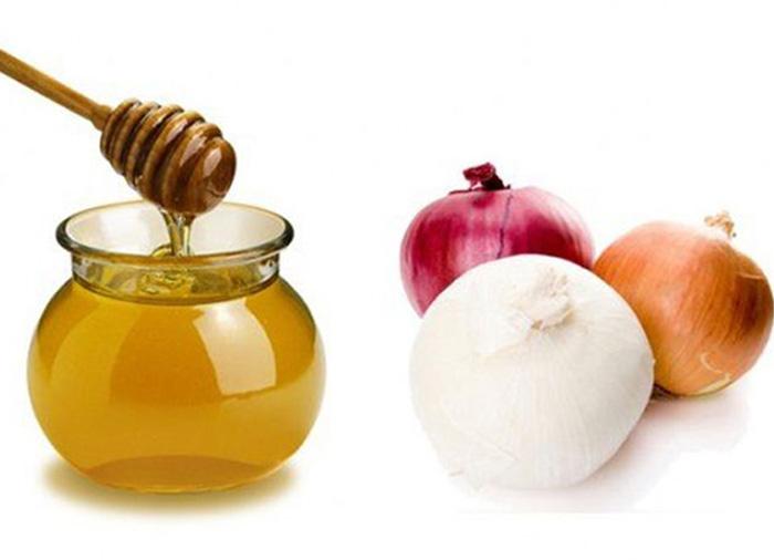 Лучший способ избавиться от мастита это кампресс из лука с медом