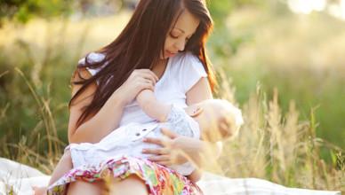 При лактостазе прикладывайте чаще ребенка к груди