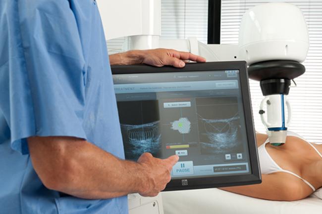 Аппарат для удаления фиброаденомы лазером