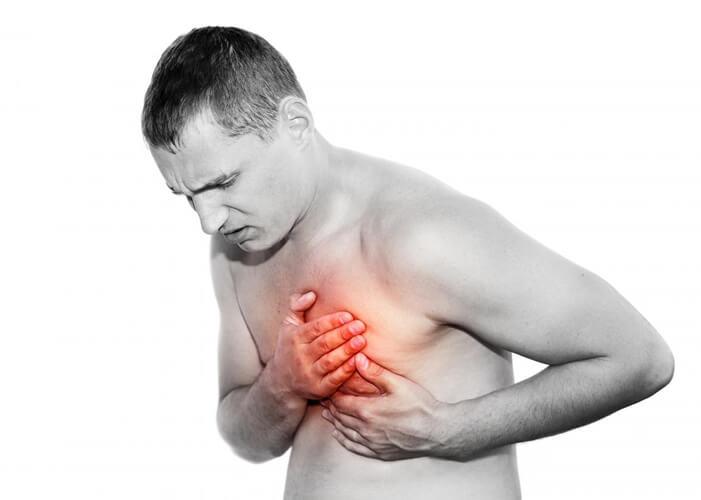 Перые признаки рака груди у мужчин это рост молочных желез