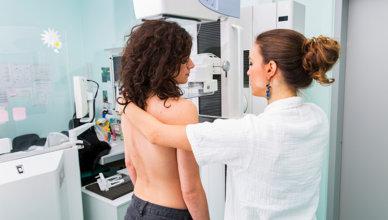 маммологическое обследование